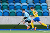 13 March 2020 at the National Hockey Centre, Glasgow Green.  Scottish Hockey Senior Schools Finals - Aspire Boys Cup - Grove Academy v Perth Schools