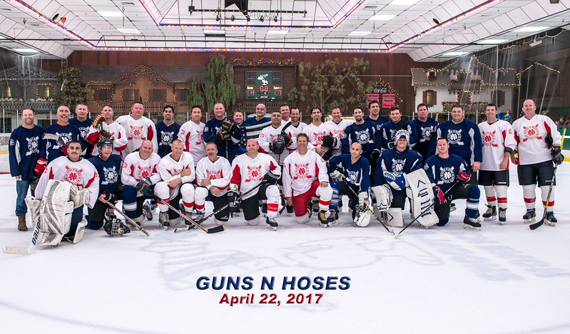 Guns n Hoses Color with title
