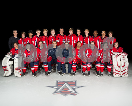 2013-10-28 Allen Americans Mid Major AA
