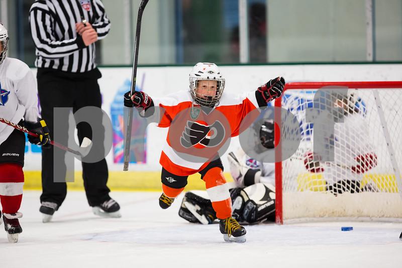 2014-11-09 Flyers Hockey