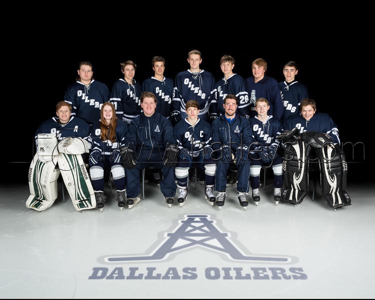 2014-11-17 Oilers Midget Minor