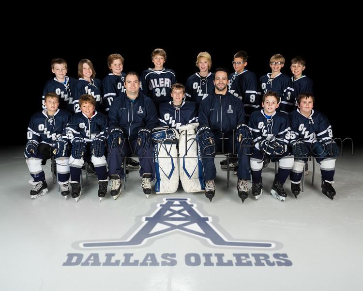 2014-11-17 Oilers PeeWee Minor