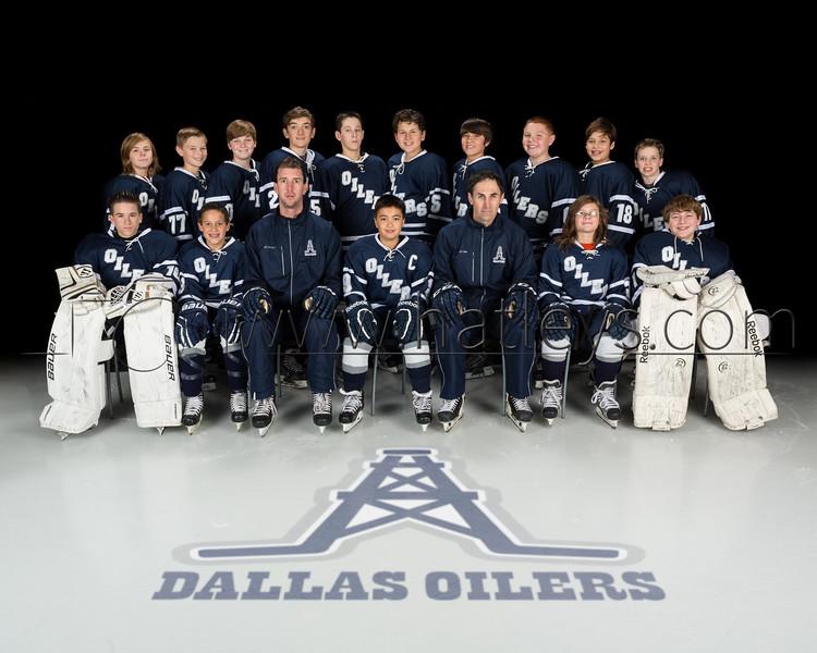 2014-11-19 Oilers PeeWee Major
