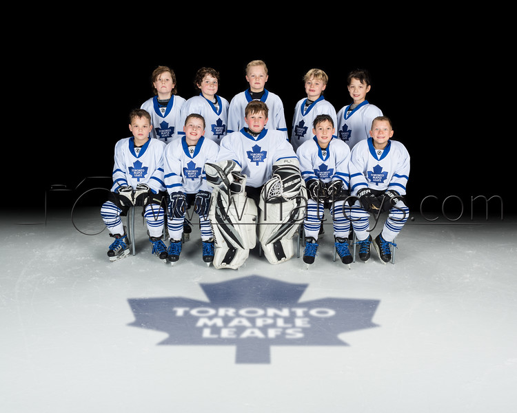 2015-01-28 NYTEX Mite Maple Leafs