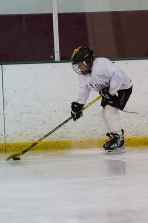 Hawks Practice