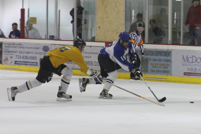 1st Annual Greensburg Salem Lions VS Hempfield Area High School Spartans - Alumni Cross-town Rivalry Hockey Game