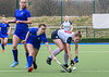 13 March 2020 at the National Hockey Centre, Glasgow Green.  Scottish Hockey Senior Schools Finals - Senior Girls Bowl - George Heriot's School v George Watson's College