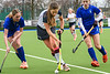 13 March 2020 at the National Hockey Centre, Glasgow Green.  Scottish Hockey Senior Schools Finals - Senior Girls Bowl - George Heriot's School v George Watson's College