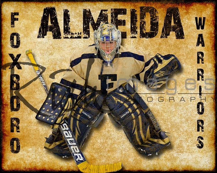 Almeida Gold 16x20