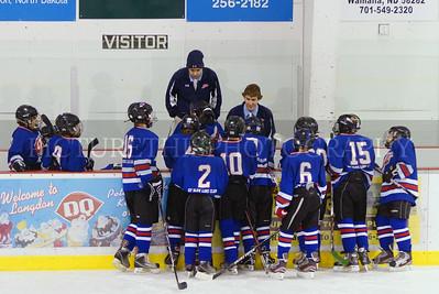 JR Gold Hockey vs. GF Blue Line Club