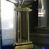 """President's trophy; <a href=""""http://en.wikipedia.org/wiki/Presidents%27_Trophy"""">http://en.wikipedia.org/wiki/Presidents%27_Trophy</a>"""