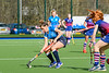 15th March 2019 at the National Hockey Centre, Glasgow Green. Scottish Hockey Senior Schools Finals. <br /> Senior Girls Plate - Hutchesons' Grammar School v Edinburgh Academy