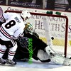 Shootout - Tim Brent with a goal for the IceHogs.