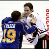Blunden vs Fraser 3 of 5