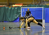 7 February 2015, Bells Sports Centre, Perth.<br /> Scottish Hockey Indoor Gala Finals. CALA Edinburgh v Bon Accord MBC