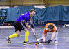 3 February 2018 at Bells Sports Centre, Perth. Scottish Indoor Hockey Gala Finals - <br /> Men's Indoor Nat 2 3rd/4th play-off | Western Wildcats v Uddingston