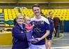 3 February 2018 at Bells Sports Centre, Perth. Scottish Indoor Hockey Gala Finals - <br /> Men's Indoor Nat 2 Final | Dunfermline Carnegie v Grove Menzieshill 2s