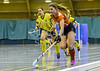 3 February 2018 at Bells Sports Centre, Perth. Scottish Indoor Hockey Gala Finals - <br /> Women's Indoor Nat 1 promotion/relegation | Western Wildcats v Grange EL