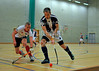 Scottish League Division 1 Indoor Hockey at The Peak, Stirling on 22 January 2012.