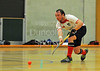 Mens Division 1 indoor Hockey played at The Peak, Stirling on 12 January 2013.<br /> Menzieshill v Western Wildcats