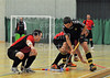 Mens Division 2 indoor Hockey played at The Peak, Stirling on 2 February 2013.