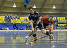 Scottish Hockey Indoor League Grand Finals & Gala Day. Bells Sports Centre, Perth. 08.02.2014<br /> Relegation Play-Off - Hillhead v Falkirk GHG