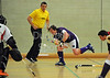 Division 1 Indoor Hockey at Forthbank, Stirling, on 1 February 2014. Inverleith v Dundee Wanderers