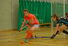 31 January 2016, The Peak, Forthbank, Stirling.<br /> Women's Division 1 Indoor Hockey.<br /> Clydesdale Western v Kelburne