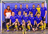 3 February 2018 at Bells Sports Centre, Perth. Scottish Indoor Hockey Gala Finals - <br /> Men's Indoor Nat 2 3rd/4th play-off | Uddingston