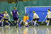 28 January 2018 at Bells Sports Centre, Perth. Scottish National Indoor Hockey League Division 1 match, Inverleith v Grange