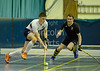 2nd February 2019 at Bells Sports Centre, Perth. Scottish Hockey Indoor Gala Finals.<br /> Men's Division 2 play-off - Hillhead v Watsonians