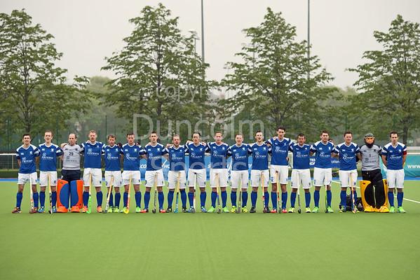 26 June 2015 at The National Hockey Centre, Glasgow Green.<br /> Scotland v Czech Republic