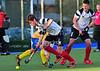 19 May 2015 at the National Hockey Centre, Glasgow Green. Scotland under 21s v Brazil