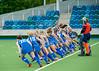 7 June 2015 at the National Hockey Centre, Glasgow Green. Women's International match  Scotland Under 21 women v Wales