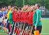 19 June 2015, National Hockey Centre, Glasgow Green.<br /> Scotland Men v Wales