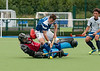 21 August 2016 at the National Hockey Centre, Glasgow Green.<br /> International match - Scotland v Italy