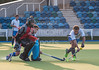 18 August 2016 at the National Hockey Centre, Glasgow Green.<br /> International match - Scotland v Italy
