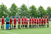 4 June 2016 at the National Hockey Centre, Glasgow Green.<br /> Scotland Under 16 Girls v Wales