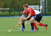 2 May 2016 at the National Hockey Centre, Glasgow Green. Scotland Under 18 Boys v England