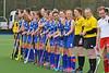 30 April 2016 at the National Hockey Centre, Glasgow Green. Scotland Under 18 Girls v England