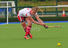 30 June 2016 at the National Hockey Centre, Glasgow Green.<br /> Scotland Under 21s v Ulster Under 23s