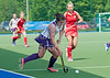 4 June 2016 at the National Hockey Centre, Glasgow Green.<br /> Scotland v Great Britain under 23