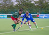 8 September 2016 at the National Hockey Centre, Glasgow Green. <br /> FIH Men's World League 1 match - <br /> Portugal v Slovakia