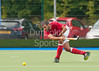 7 September 2016 at the National Hockey Centre, Glasgow Green. <br /> FIH Men's World League 1 match - <br /> Portugal v Switzerland