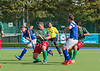10 September 2016 at the National Hockey Centre, Glasgow Green. <br /> FIH Men's World League 1 match - <br /> Portugal v Scotland