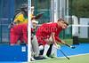 7 September 2016 at the National Hockey Centre, Glasgow Green. <br /> FIH Men's World League 1 match - <br /> Scotland v Slovakia