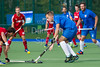 10 September 2016 at the National Hockey Centre, Glasgow Green. <br /> FIH Men's World League 1 match - <br /> Wales v Slovakia