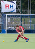 6 September 2016 at the National Hockey Centre, Glasgow Green. <br /> FIH Men's World League 1 match - <br /> Portugal v Wales