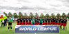 11 September 2016 at the National Hockey Centre, Glasgow Green. <br /> FIH Men's World League 1 presentations - Wales team