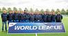 11 September 2016 at the National Hockey Centre, Glasgow Green. <br /> FIH Men's World League 1 presentations - Slovakia team